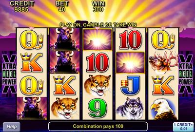 Play Buffalo Slots Free
