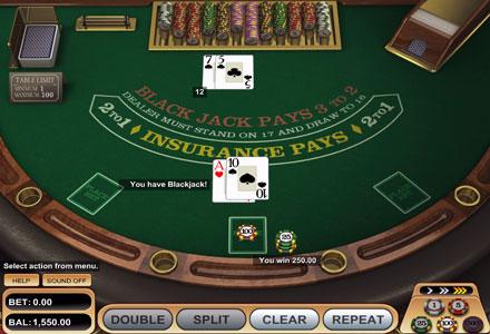Best Blackjack Online Casino Usa