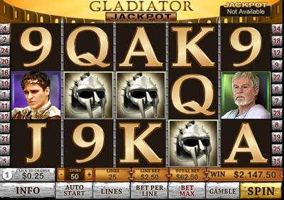 Gladiator Jackpot Slot Machine Online ᐈ Playtech™ Casino Slots